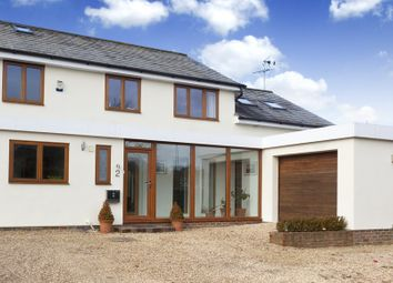 Thumbnail 6 bed detached house for sale in Finians Field, Barns Green, Horsham