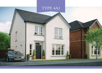 Thumbnail 4 bed detached house for sale in Lynn Hall Park, Rathgael Road, Bangor