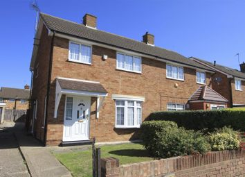Thumbnail 3 bed semi-detached house for sale in Keats Way, West Drayton