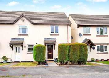 Thumbnail 2 bed end terrace house for sale in Hare Tor Close, Okehampton