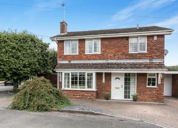 Thumbnail 4 bed detached house for sale in Oaklands, Curdworth, Birmingham, .
