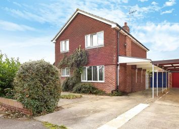 Thumbnail 4 bed detached house for sale in Charney Avenue, Abingdon