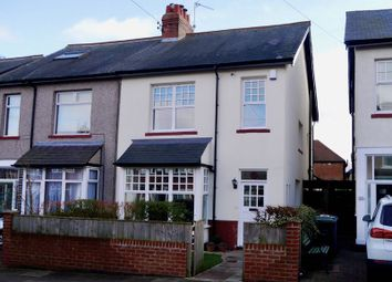 Thumbnail 3 bed semi-detached house for sale in Elmfield Gardens, Gosforth, Newcastle Upon Tyne