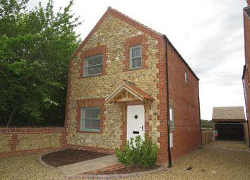 Thumbnail 3 bed detached house for sale in Foulsham Road, Bintree, Dereham
