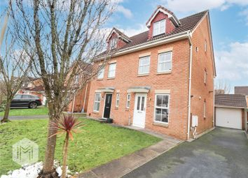 3 bed semi-detached house for sale in St Johns Road, Worsley, Manchester M28