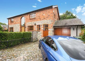 Thumbnail 4 bed detached house for sale in Ingol Barn, Ingol Lane, Poulton-Le-Fylde