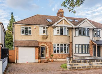 Thumbnail 5 bed semi-detached house for sale in Gates Green Road, West Wickham
