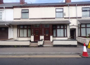 Thumbnail 4 bed property to rent in Caldmore Road, Walsall