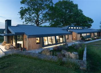 Thumbnail 5 bedroom barn conversion for sale in Spring Hill Farm, Weir Wood, Forest Row, East Sussex