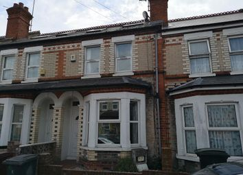 Thumbnail 6 bed terraced house to rent in St. Edwards Road, Reading