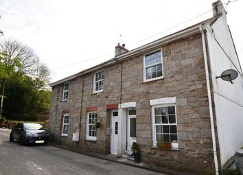 Thumbnail 2 bed end terrace house for sale in Lower Treluswell, Penryn