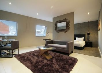 Thumbnail 1 bed flat to rent in Mansio Residence, Park Square East, City Centre