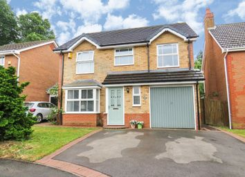 Ashby Court, Solihull B91. 4 bed detached house