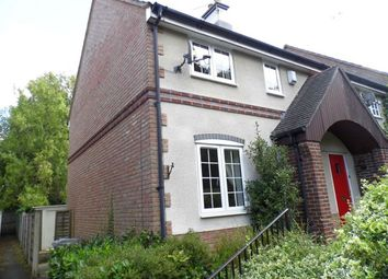 Thumbnail 2 bed semi-detached house to rent in The Spinney, Sandbach