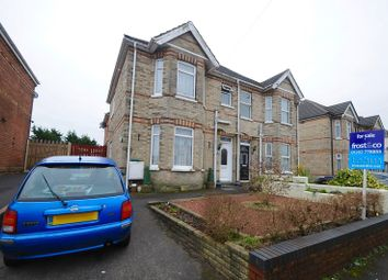 Thumbnail 4 bed semi-detached house for sale in Shillito Road, Parkstone, Poole