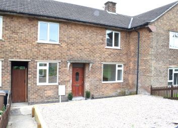 Thumbnail 2 bed terraced house to rent in Kenilworth Drive, Kirk Hallam, Ilkeston, Derbyshire