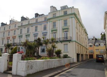 Thumbnail 2 bed flat to rent in 9 Clarence Terrace, Central Promenade, Douglas