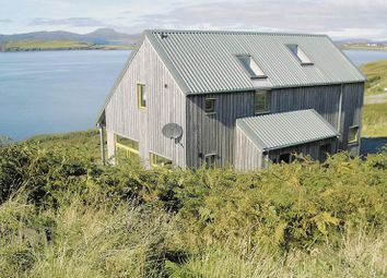Thumbnail 4 bed detached house for sale in Carbost, Isle Of Skye