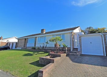 Thumbnail 3 bed semi-detached bungalow for sale in Winchester Way, Willingdon, Eastbourne