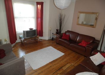 Thumbnail 6 bed terraced house to rent in Meldon Terrace, Heaton
