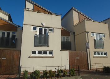 Thumbnail 3 bed link-detached house to rent in Darnall Road, Leicester