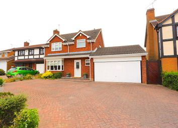 4 bed detached house for sale in Bedford Drive, Groby, Leicester LE6