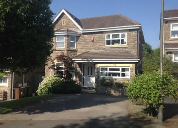 Thumbnail 4 bedroom detached house for sale in Beatrix Drive, Hadfield, Glossop