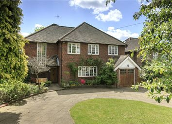 Thumbnail 5 bed detached house for sale in Orchard Lane, Wimbledon