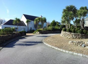 Thumbnail 4 bed detached house for sale in Lelant, St. Ives, Cornwall