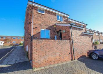 Thumbnail 3 bed end terrace house for sale in Naseby Court, Brotton, Saltburn-By-The-Sea