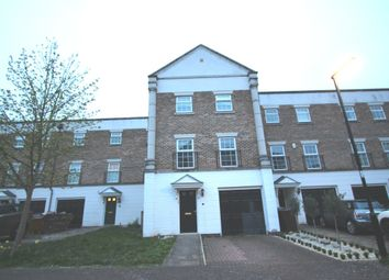 Thumbnail 4 bed town house to rent in Cavendish Walk, Epsom