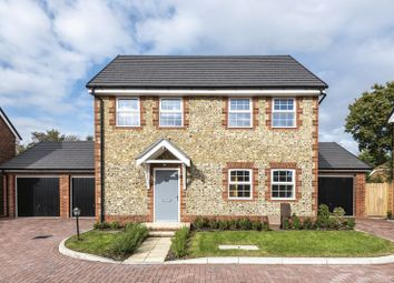 Thumbnail 4 bed detached house for sale in Bartons Road, Havant
