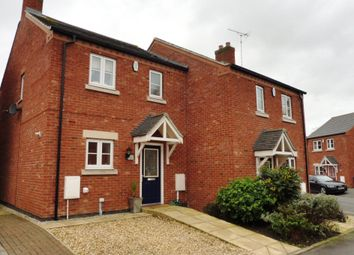 Thumbnail 3 bed semi-detached house for sale in St. Johns Square, Uttoxeter