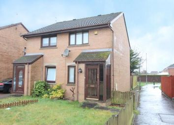 Thumbnail 2 bed semi-detached house for sale in Micklehouse Road, Baillieston, Glasgow, Lanarkshire