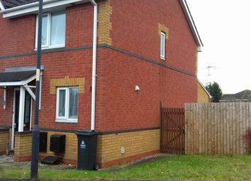 Thumbnail 2 bed semi-detached house to rent in Red Brook Road, Walsall