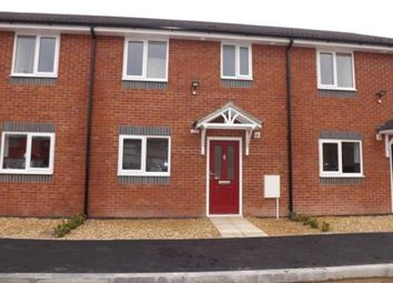 Thumbnail 3 bed town house for sale in Corona Park, Chesterton, Newcastle Under Lyme, Staffs
