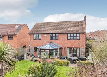 4 bed detached house for sale in Tobias Grove, Stamford PE9