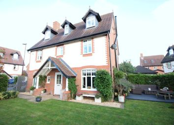 Thumbnail 5 bed detached house for sale in Wellcroft Gardens, Lymm