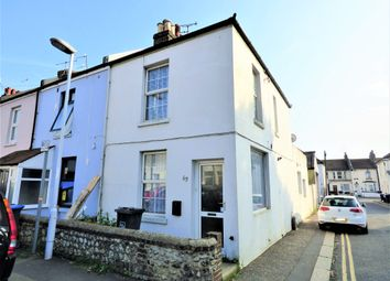 Thumbnail 2 bed end terrace house to rent in Orme Road, Broadwater, Worthing