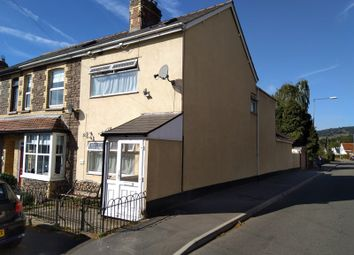 Thumbnail 2 bed end terrace house for sale in Springfield Road, Abergavenny
