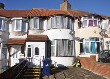 Thumbnail 3 bed terraced house for sale in Horsenden Crescent, Greenford