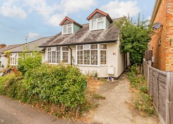 Thumbnail 4 bed semi-detached bungalow for sale in Milton Road, Ware