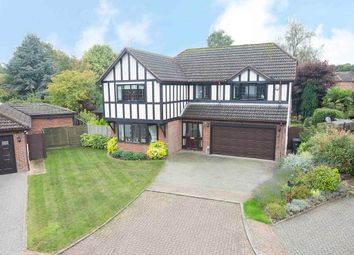 Thumbnail 5 bed detached house for sale in Dallington Close, Geddington, Kettering