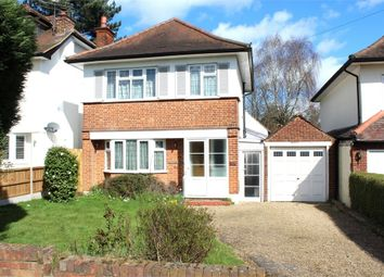 Thumbnail 3 bed detached house for sale in Marshalswick Lane, St Albans, Hertfordshire