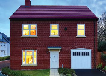 Thumbnail 4 bed detached house for sale in Stockholm, Fairfield Link, Sherburn In Elmet