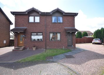 Thumbnail 2 bed semi-detached house for sale in Montgomery Place, Carron, Falkirk, Stirlingshire