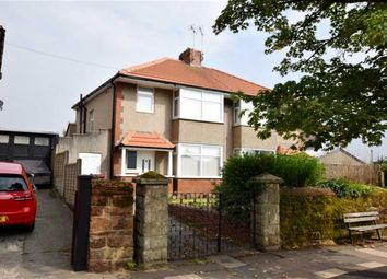 Thumbnail 3 bed semi-detached house for sale in Rating Lane, Barrow-In-Furness, Cumbria