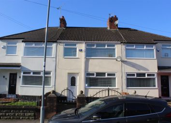 Thumbnail 3 bed town house for sale in Wyndham Avenue, Huyton, Liverpool