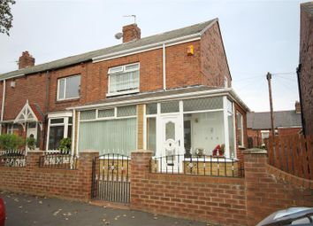 Thumbnail 2 bed end terrace house for sale in Coleridge Avenue, South Shields