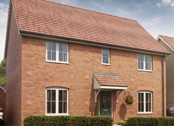 Thumbnail 4 bed detached house for sale in Plot 58, Kirby Road, Chelmsford